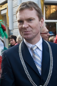 Peter Rehwinkel, Bild unter CC-Lizenz, Urheber: Niels Kim
